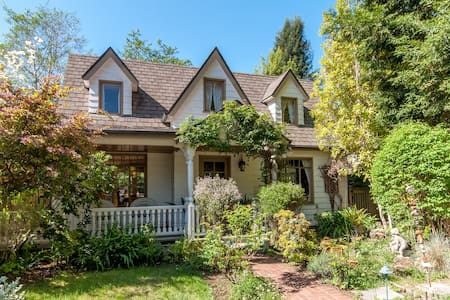 Victorian Cottage,  Mill Valley, CA - Mill Valley - House
