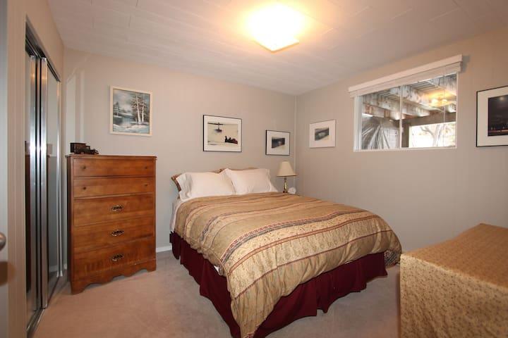 Ski Bedroom , beauty rest for tomorrow