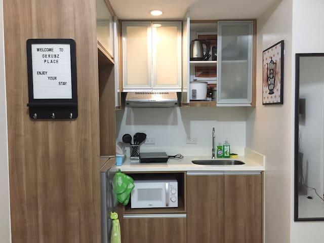 GeRubz Place - 2BR unit in Taguig City