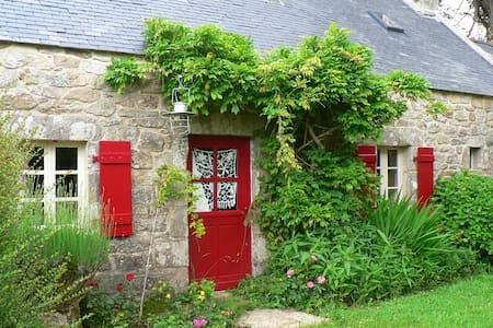maison typique bretonne 900m mer - Beuzec-Cap-Sizun