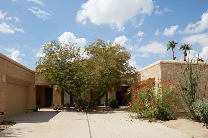 BORREGO DESERT HOME ~ Private Gated Golf Community