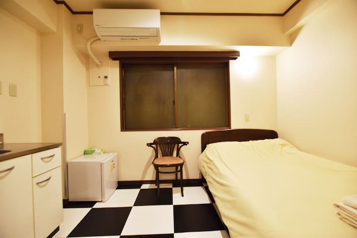 55★VERY CLOSE TO JR IKEBUKURO COZY APT HOTEL ROOM