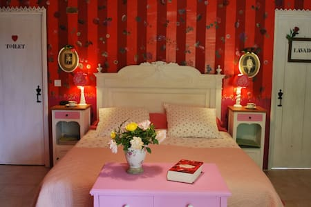 Charming B&B near Sarlat - Mauzens-et-Miremont