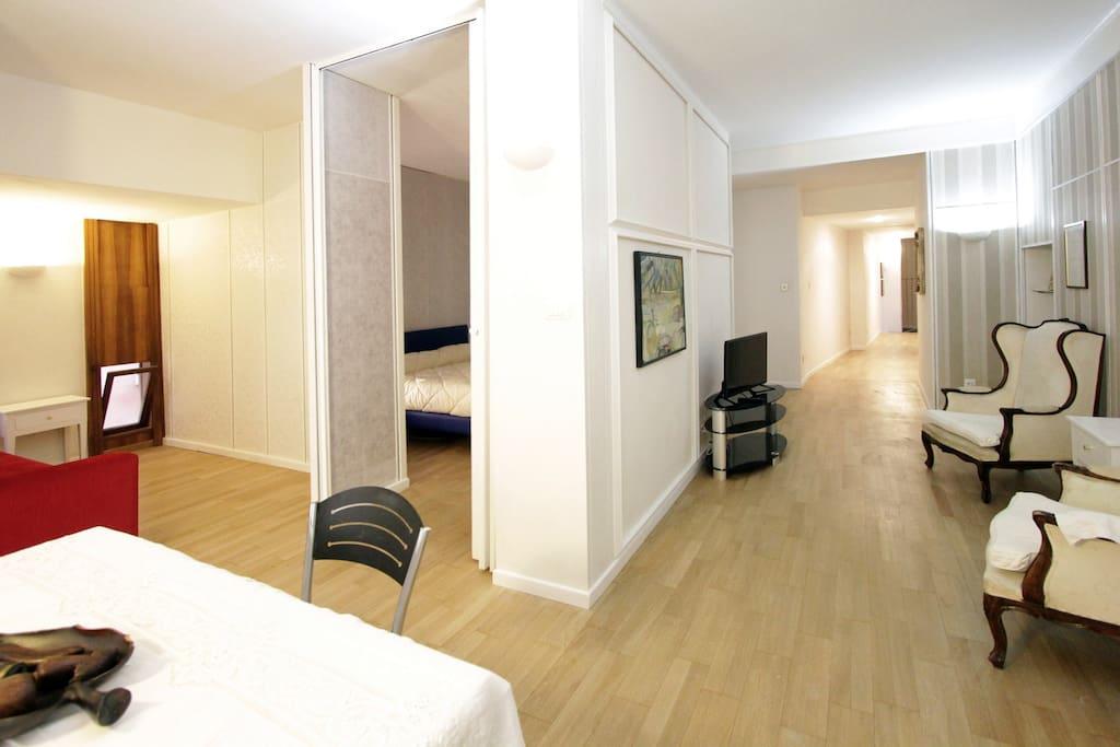 Verona centro storico appartamento appartamenti in for Appartamenti arredati in affitto a verona