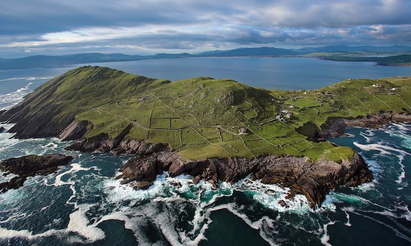 A spectacular Irish experience - Ballinskelligs - Hus