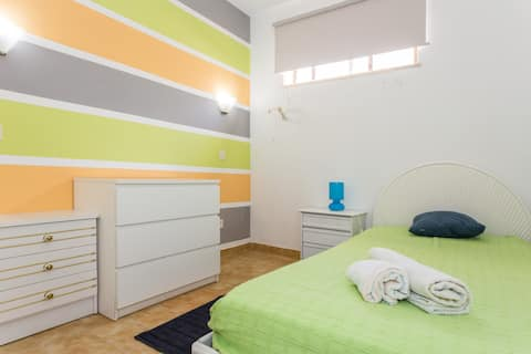 Private Bedroom4 in Albufeira only 2min from beach
