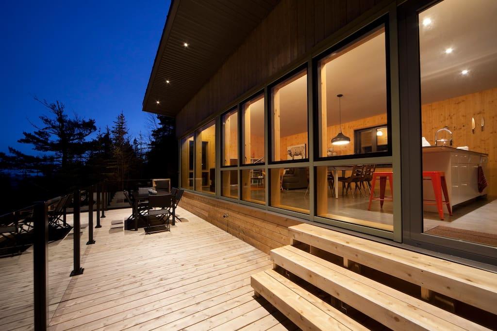 Find homes in Baie-Sainte-Catherine on Airbnb
