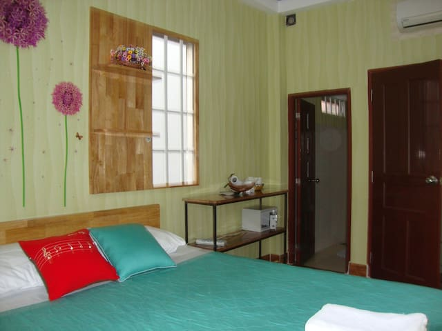 ROOMS in the center BACKPACKER AREA - Ho Chi Minh City - Casa