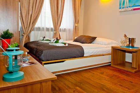 Urokliwy Apartament D14 Marina - Jastarnia