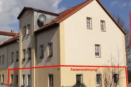 Holiday flat Landesgartenschau 2015 - Oelsnitz/Erzgebirge - Apartment