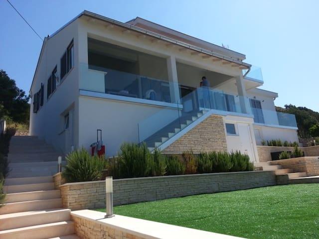 Villa at seaside in Tisno
