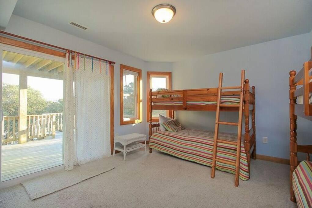1st Bunk Bed room