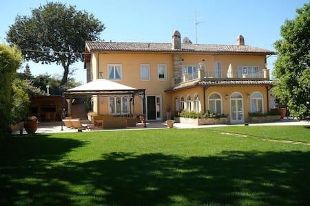 vacanza in splendida villa al mare - Civitanova Marche - 別荘