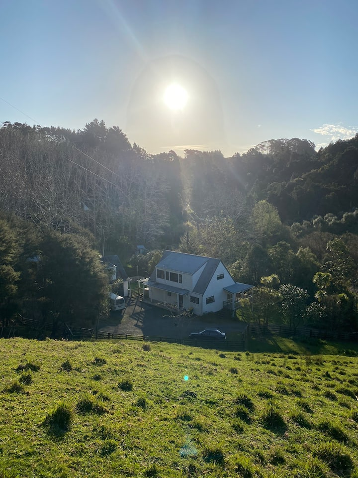 The loft...Nz lifestyle farm stay