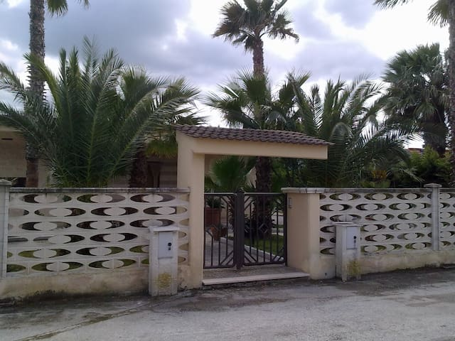 Villa indipendente con giardino  - Ippocampo - Villa