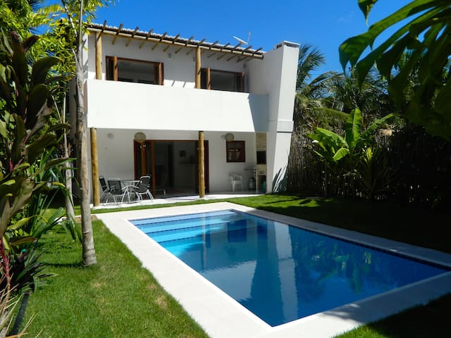 Beautiful villa with private pool - Pipa Beach