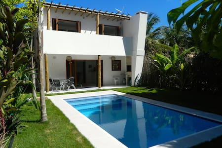 Beautiful villa with private pool - Pipa Beach - Hus