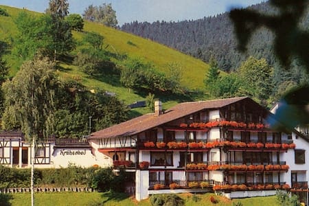 Spa-Hotel in the Alps - Alpirsbach - Bed & Breakfast