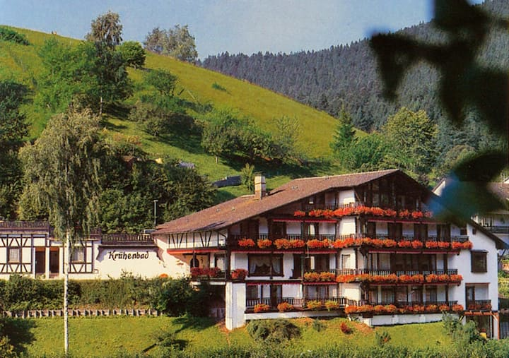 Spa-Hotel in the Alps