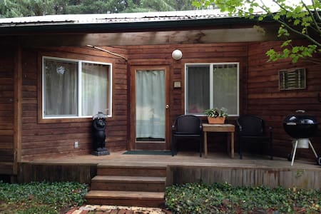 Sol Duc Cabins - Forks - Chatka