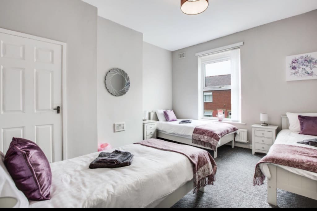 Single Rooms For Rent Oldham