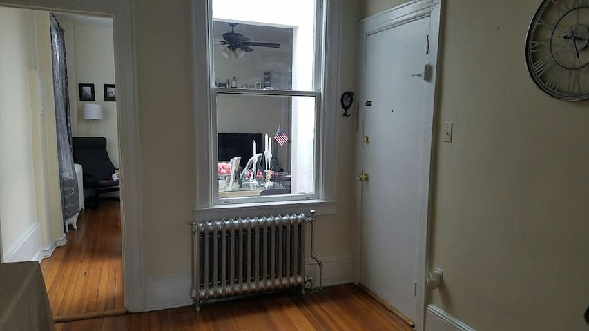 Central Apartment close to path - Hoboken - Appartement