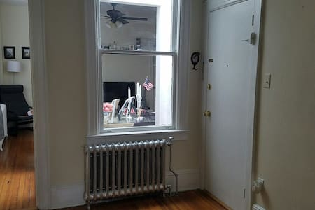 Central Apartment close to path - Hoboken