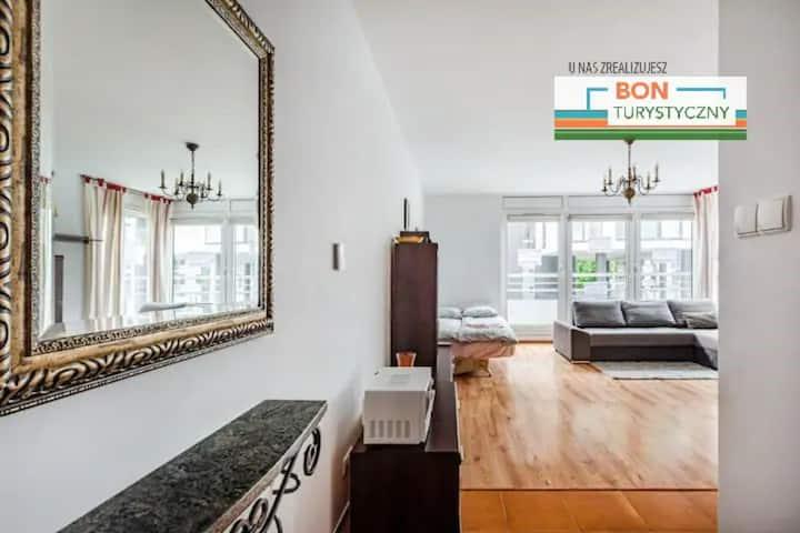 Bright & Comfy Apartment - River Side