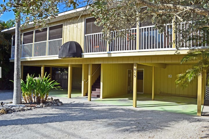 Steps to Beach with Heated Pool - Siesta Key - Apartment