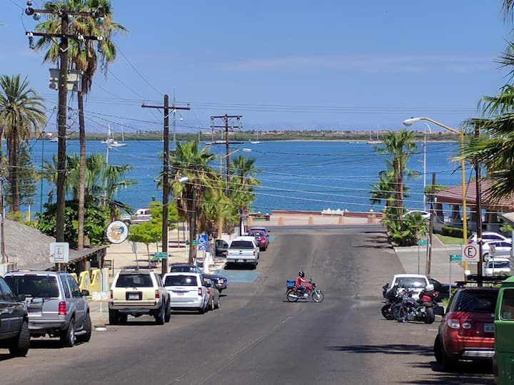 Lorimar    1 block from Malecon (Boardwalk)