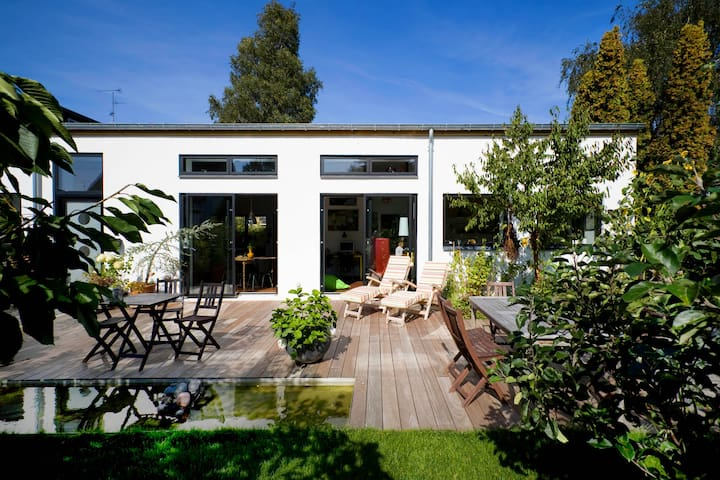 Wonderful house + nature in CPH.   - Kopenhagen - Haus