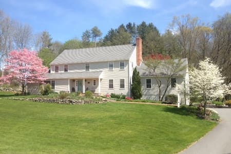 Wonderful Colonial in historic Sudbury MA - Sudbury