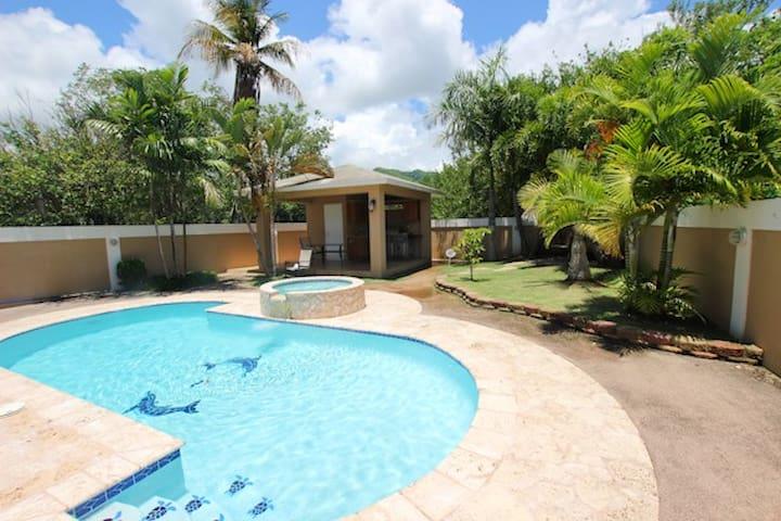 My Home Vacation Patillas P.R. - Patillas - House