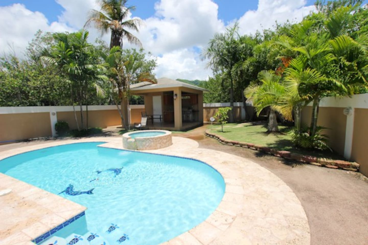 my home vacation patillas p.r. - houses for rent in patillas