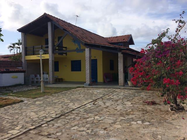 Casa á Beira Mar