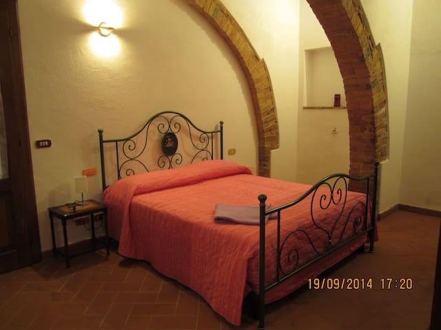 LA CIVETTA: APT GLI ARCHI - Torrita di Siena - Appartement