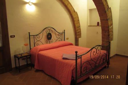 LA CIVETTA: APT GLI ARCHI - Torrita di Siena - Wohnung