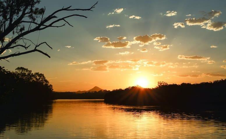 Riverside Retreat Noosa Heads - Noosa Heads - Talo