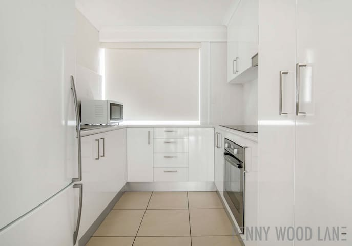 CBD 1/92 - Free Wifi - Mackay - Apartment