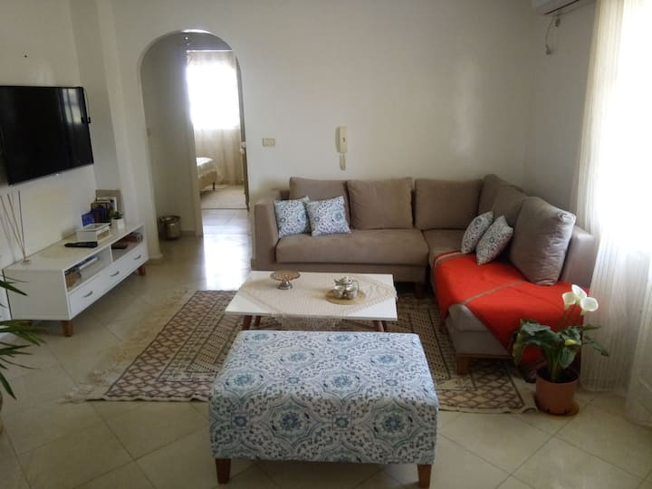 Comfortable appartement 200m from the beach