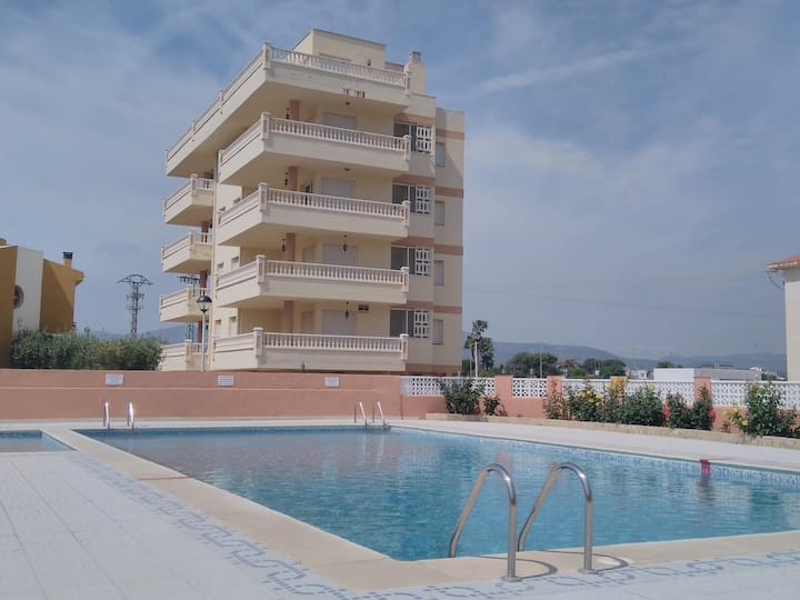 Apartments with swimming pool. Ref. Voramar-46