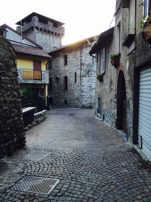 Introbio - centro storico