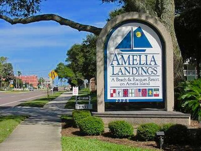Amelia Landings Condo by the Sea