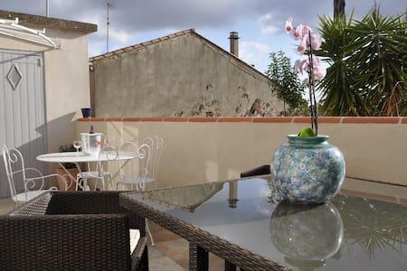Chambre d'hôte Nouna - Causses-et-Veyran