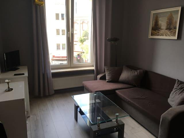 Gdańsk Wrzeszcz kawalerka 2os super lokalizacja