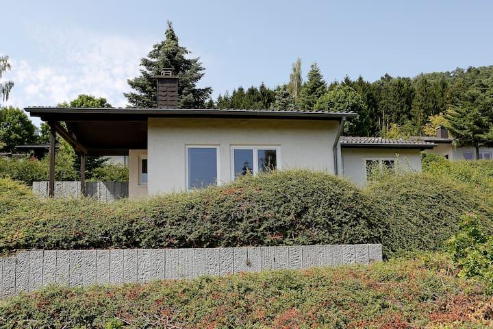 Landhaus Wald  und See II - Biersdorf am See - House