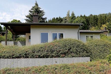 Landhaus Wald  und See II - Biersdorf am See - Haus