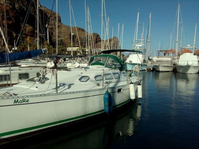 Segelboot MARE - anders Urlaub machen