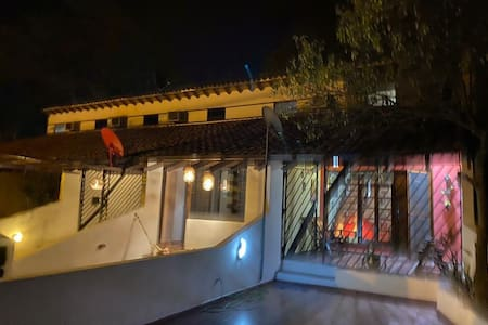 Casita rústica en San Bernardino Country Club