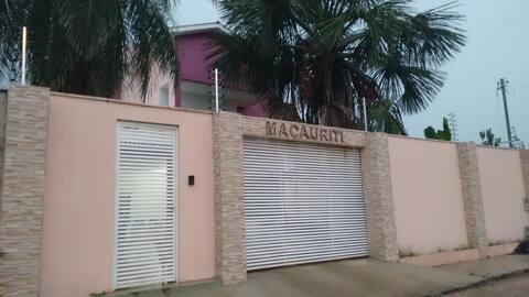 MACAURITI - SUA CASA FORA DE CASA!